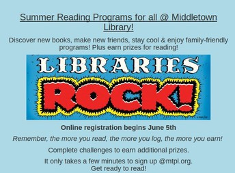 Beat the Heat at the Library!