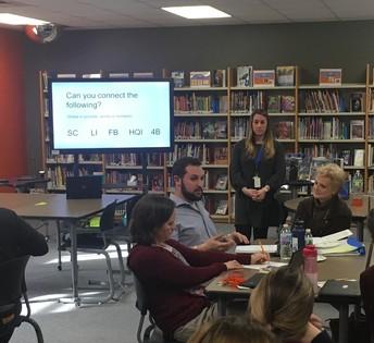 Teacher Led Professional Learning