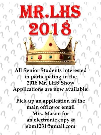Mr. LHS Applications