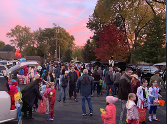 Trunk-or-Treating