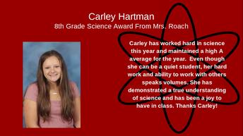 Carley Hartman