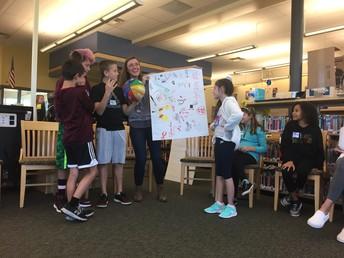 Presenting Campaign Ideas