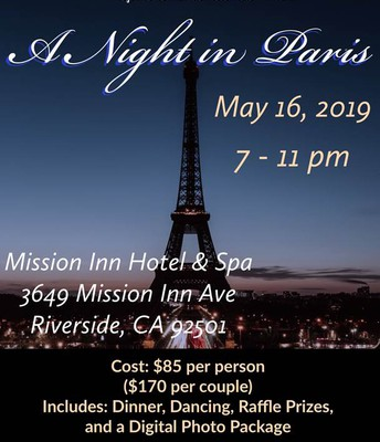 "Inspire Charter School Prom ""A Night in Paris"""