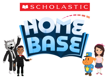 Scholastic Summer Reading Program with Home Base!