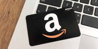 WIN A $50 AMAZON GIFTCARD!