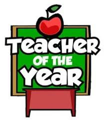 Teacher of the Year Nominations - Currently Being Accepted!