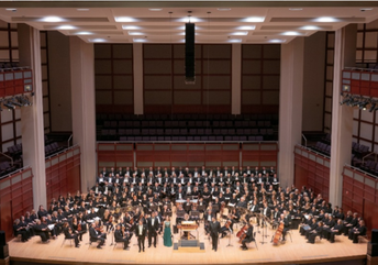 PUE Special Ed Intern to Sing with North Carolina Master Chorale