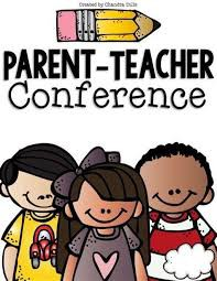 Parent - Teacher Conferences December 12 from 12:15 - 8:15