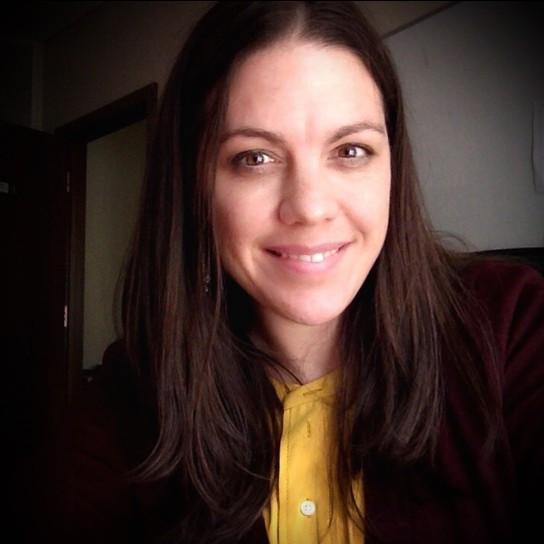 Anne Gillespie profile pic