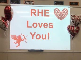RHE Loves You!