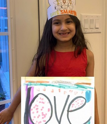 Nitya S. from Mrs. Page's Class