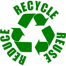 RECYCLING - last pick up is Thursday!