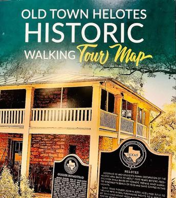 HISTORIC WALKING TOUR MAP