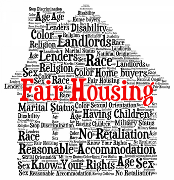 FREE FAIR HOUSING WEBINAR NEXT MONTH