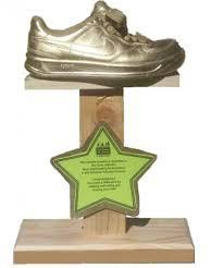 The 2020 Golden Sneaker Contest Winners