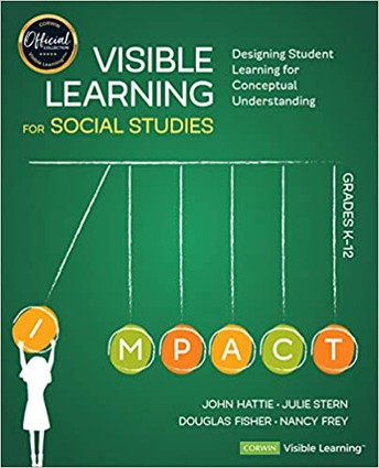 New Book on Visible Learning for Social Studies