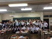 Gotemba City School Visit