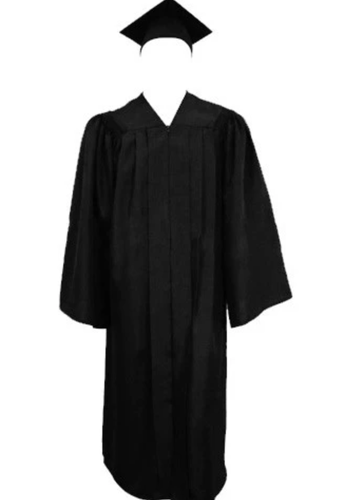 Cap and Gown Pickup