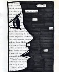 Blackout Poetry Art