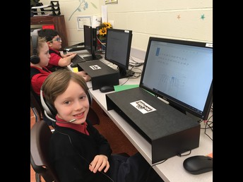2nd Grade Typing