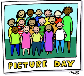 Class Picture Day- Wednesday, February 13, 2019