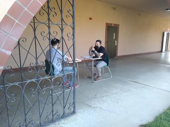 Senior Interviews