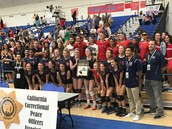 Girls Volleyball CIF Finalists