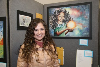 Merida Roperti, Stevenson High School