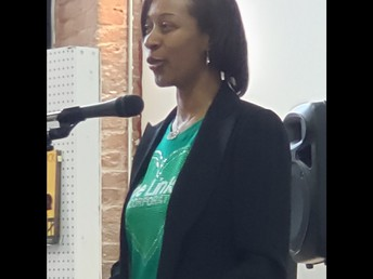 Councilwoman Donyel Barber, First African American elected to The Gastonia City Council