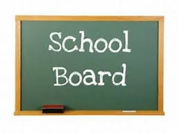 Organizational School Board Meeting