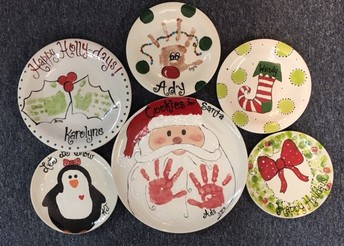 Holiday Pottery Night @ The Ranch