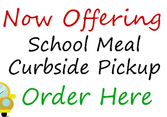 Meal Service Pick Up Available!