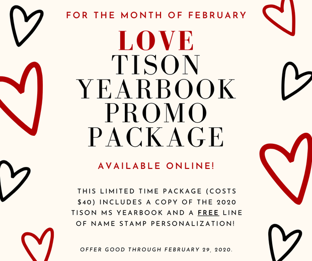Online Balfour Shop for TMS Yearbook