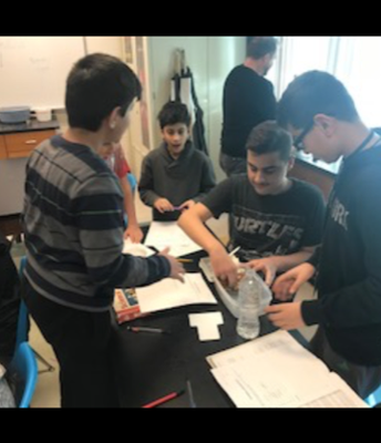 Building models in Science