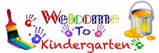 Incoming Kindergartners receive: