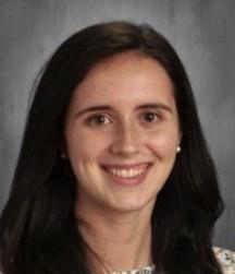 Brittany Lewis, 5th Grade Teacher