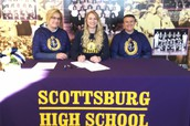 Barrett signs with Murray State