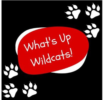 ASB Weekly Announcements- What's Up Wildcats?