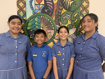 Meet Our Student Leaders 2021