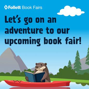 Fall Book Fair - Now Open