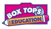 AMS Homerooms are collecting Box Tops!