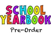 Yearbook pre-orders