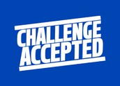 School Challenges Accepted!
