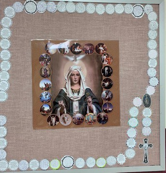 The Month of the Rosary - SHOJ will pray together on Fridays