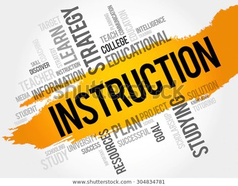 Notes on Instruction--Remaining Virtual/Shifting to In Person Learning