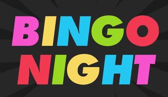 Bingo Night - February 8th!