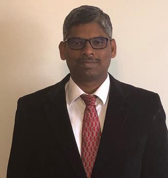 Balaji Purushothaman - Vice President