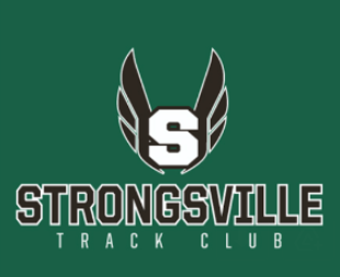 REGISTER NOW FOR THE STRONGSVILLE TRACK CLUB