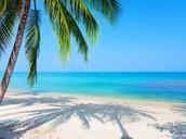 + Descanso+ playa+ mar turquesa