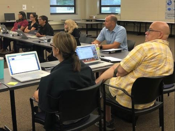 The Summer '19 Cohort is Introduced to UbD